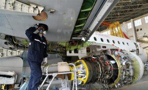رشته تعمیر و نگهداری هواپیما